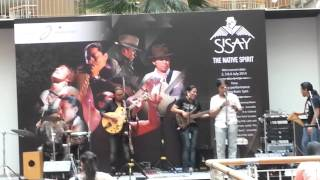 SISAY The native Spirit rehearsal @JP! Live performance! Only @twxy...