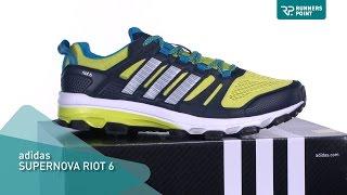 adidas Supernova Riot 6 Herren Laufschuh