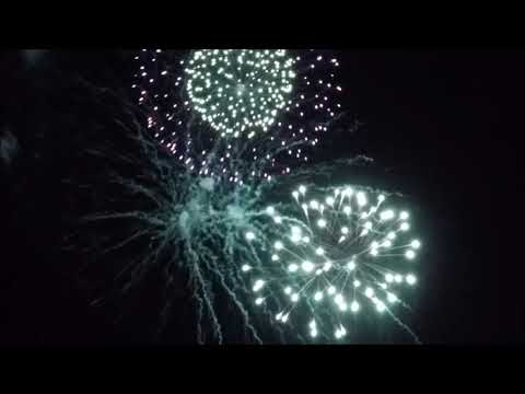 Canada Day Fireworks Toronto 2019