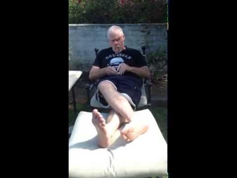 Ron Perlman Ice Bucket Challenge - 2014