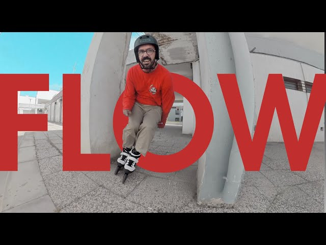 INLINE SKATING FLOW // 360 CAMERA VS ACTION CAMERA
