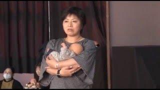 平成27年度熊本県家庭的保育者等現任者研修.