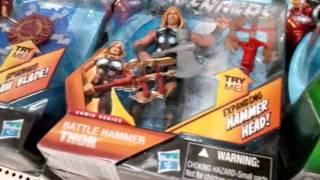 Avengers Toys 2012