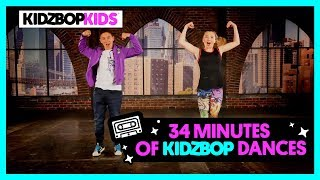 34 Minutes of KIDZ BOP Dance Along s