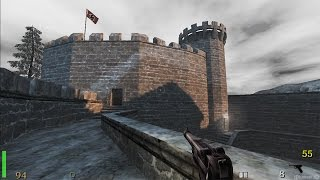 Return to Castle Wolfenstein Gameplay HD