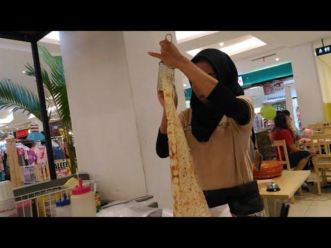Membuat Roti Tissue Malaysia