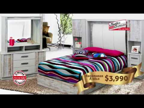 Spot comercial mayo muebles troncoso youtube for Muebles troncoso salas