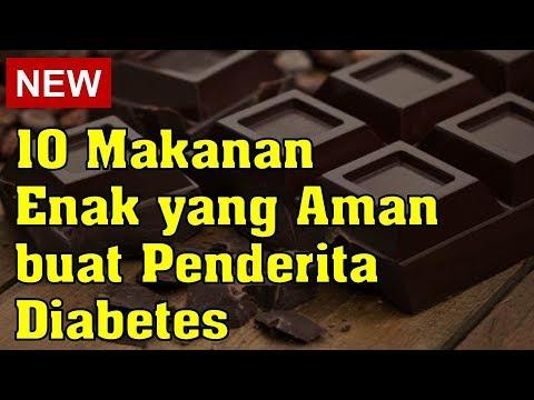 10 Makanan Enak Yang Aman Buat Penderita Diabetes