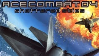 Classic Game Room - ACE COMBAT 4 review for PS2