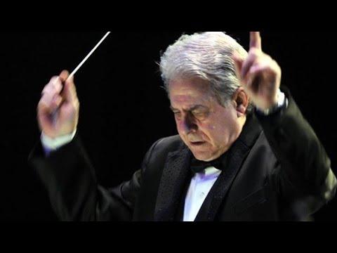 المايسترو الكبير سليم سحاب يقدم روائع الزمن الجميل Maestro Selim Sahhab - Cairo Opera House / 2019