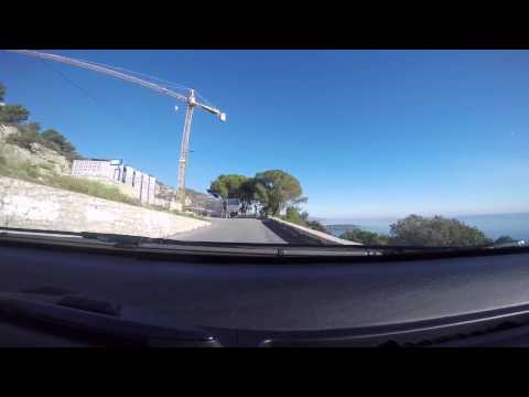 Road Trip Cote Azur - Monaco, La Turbie, Eze, ...,