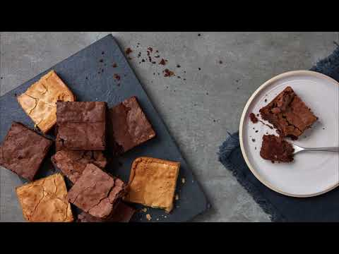 Brownie Trio Platter