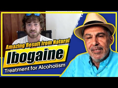 Ibogaine Treatment For Alcoholism – Andrew's Amazing Recovery Testimonial