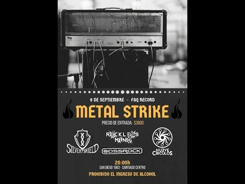 FAQRECORD TV - Metal Strike @FAQ Records