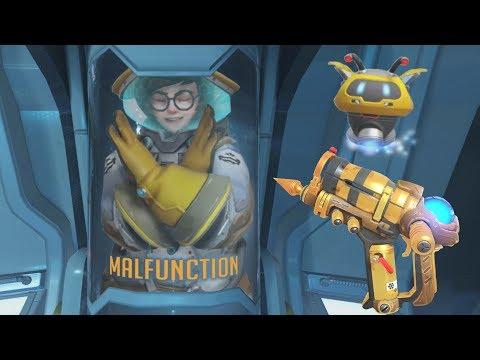 Overwatch - Mei's Golden Story