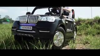 Детский автомобиль Sundays BMW Offroad BJS9088 видео