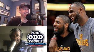 Chris Broussard & Rob Parker - LeBron James Admits He Was 'Hurt' by Kyrie Irving's Clutch Comments