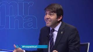 Diputado Carlos Prosperi: AD aprobaría reunión Trump-Maduro para buscar solución a Venezuela 5/5