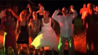Evita&Alex-свадебная тусовка в стиле Хип-Хоп. Wedding Night party