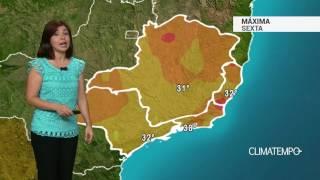 Previsão Sudeste – Temporais em SP