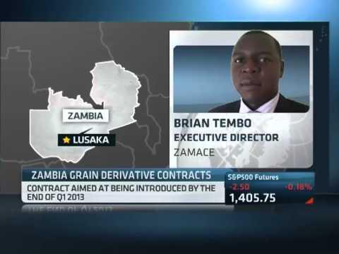 Zambia Grain Derivative Contracts