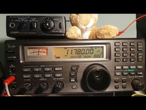 Radio Nacional Amazonas Brazil is Back! 11780 Khz Shortwave