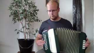 Wagner's Bridal Chorus (Here Comes the Bride) - Accordion solo