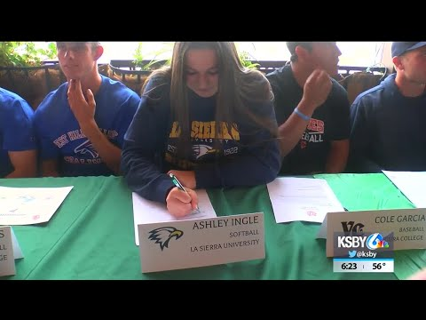 Ten Templeton student-athletes ink National Letter of Intent
