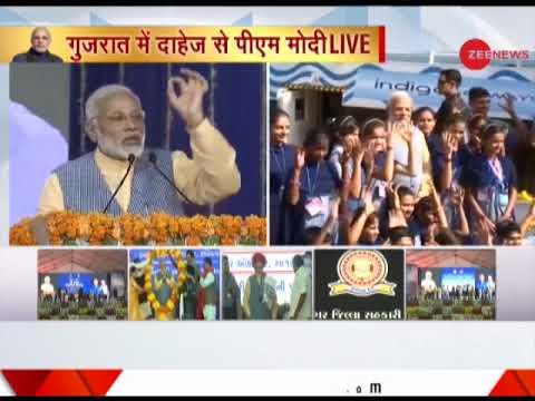 Watch: PM Modi's speech from Gujarat |...