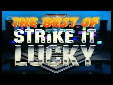ITV's Strike It Lucky - The Best Of Strike It Lucky 1992 Special - 7th December 1992