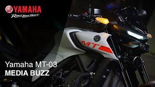 Yamaha MT-03 Media Buzz