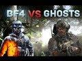Battlefield 4 Multiplayer Better Than CoD Ghosts Multiplayer? (Battlefield 4 Multiplayer Gameplay)