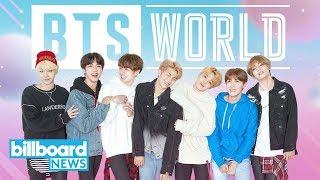 'BTS World' Mobile Game Gets a Trailer | Billboard News