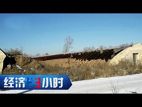 Economy in 30 Minutes 20170329 Hohhot Vegetable Farming丨CCTV