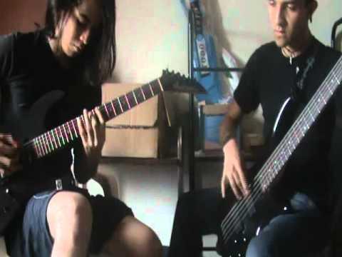 Mortal Share - Insomnium Cover (Guitar - Bass)