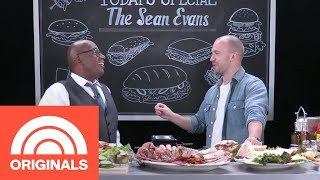 Hot Ones Host Sean Evans Reveals His Cooking Fails To Al Roker | COLD CUTS | TODAY