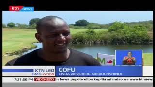 Shindano la Safaricom Golf liandaliwa katika uga wa vipingo