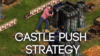 Classic Arena - Franks Castle Push vs Byzantine Imperial [2010 Rec]