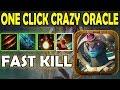 Insane Oracle Abusing Fury Swipes Range [Imba Skill Carry] Ability Draft Dota 2