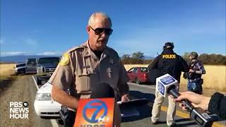 WATCH: Police hold news briefing on northern California shooting