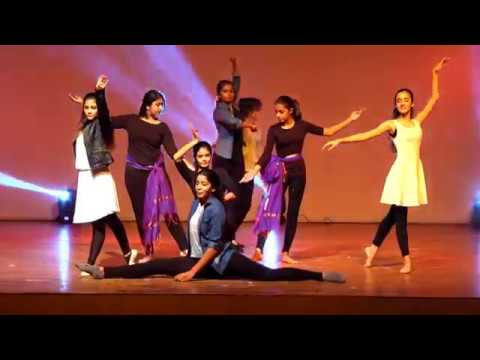 Game of Thrones Fusion Dance by The HXLS Gurgaon, Dance team at Arena 2016