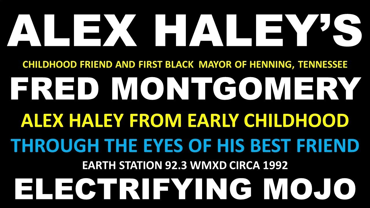 Image result for henning mayor fred montgomery haley pictures