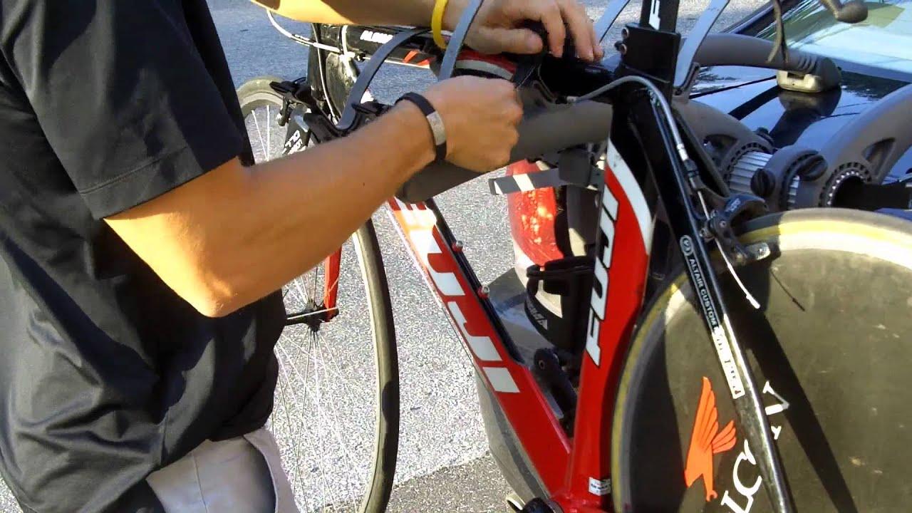 Trunk Mount Bike Rack >> Saris Bones 3 Bike Rack Installation Guide.mp4 - YouTube