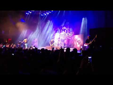 Land Of Inmortals - Rhapsody Reunion - Live in Chile 2018