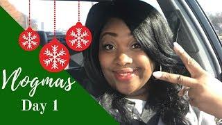 Vlogmas Day 1 | Mom Things | DIY Peppermint Mocha Coffee