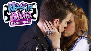 Maggie & Bianca Fashion Friends   O Primeiro beijo de Maggie e Andrew!