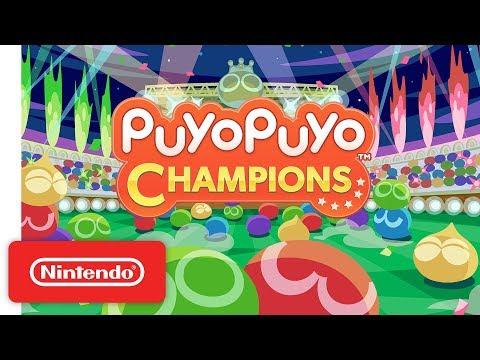 Puyo Puyo Champions - Launch Trailer - Nintendo Switch