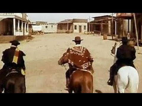 Any Gun Can Play (Spaghetti Western, Full Movie, English, Cl