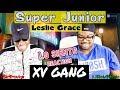 SUPER JUNIOR 슈퍼주니어 - Lo Siento Feat. Leslie Grace MV REACTION