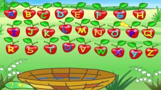 Английский алфавит для детей Развивающий мультик учим Английский алфавит ABCD